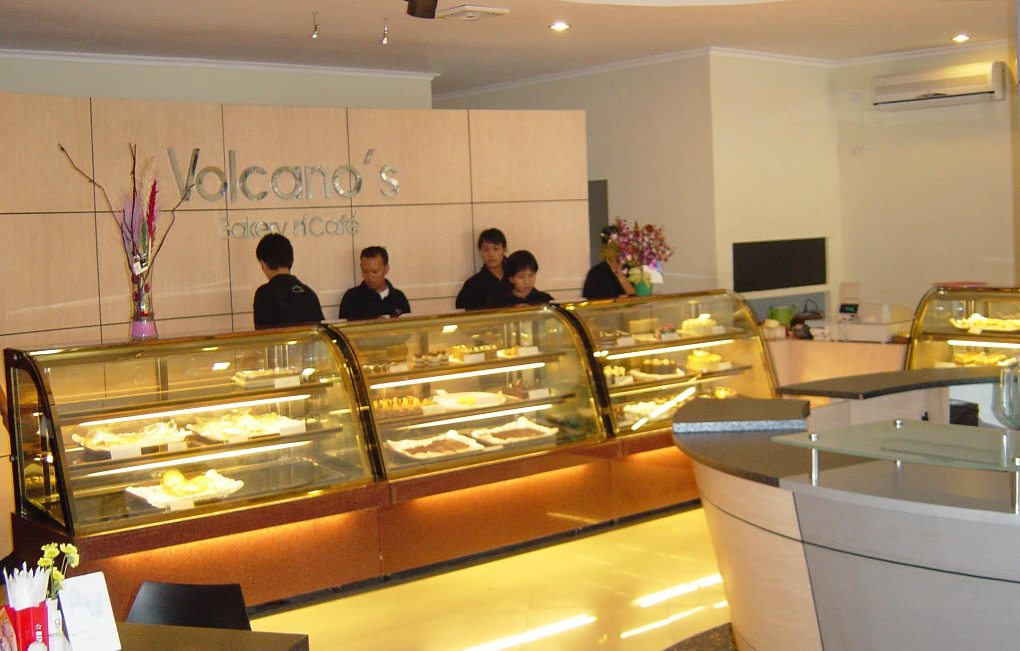 Volcanoes Bakery & Cafe
