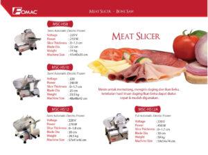fomac meat slicer