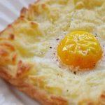 Roti Bakar Keju Telur
