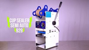 Cup Sealer Wiratech 2