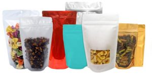 Karakter Kemasan Makanan Plastik