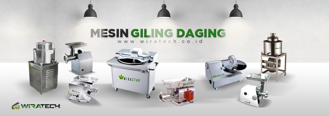 Mesin Giling Daging 2