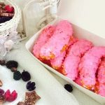 Nugget Pisang Saus Strawberry