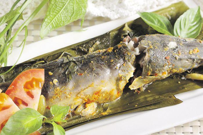 Pepes Ikan Lele
