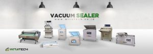 Vacuum Sealer Wiratech 3