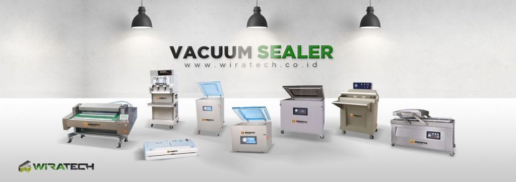 Vacuum Sealer Wiratech 3