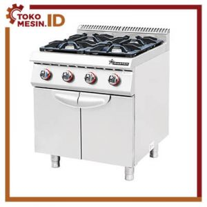 Commercial Gas 4 Burner CKB-700G